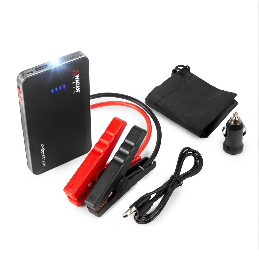 Wagan Tech Wagan Tech iOnBoost Slim Lithium Jumpstarter (200 Amp/300 Amp )