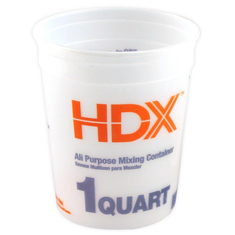 HDX 1 qt. Multi-Mix Pail
