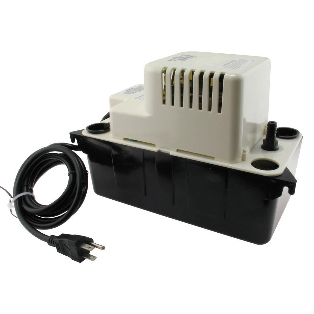null 115-Volt Condensate Pump - 20 ft. Lift-DISCONTINUED