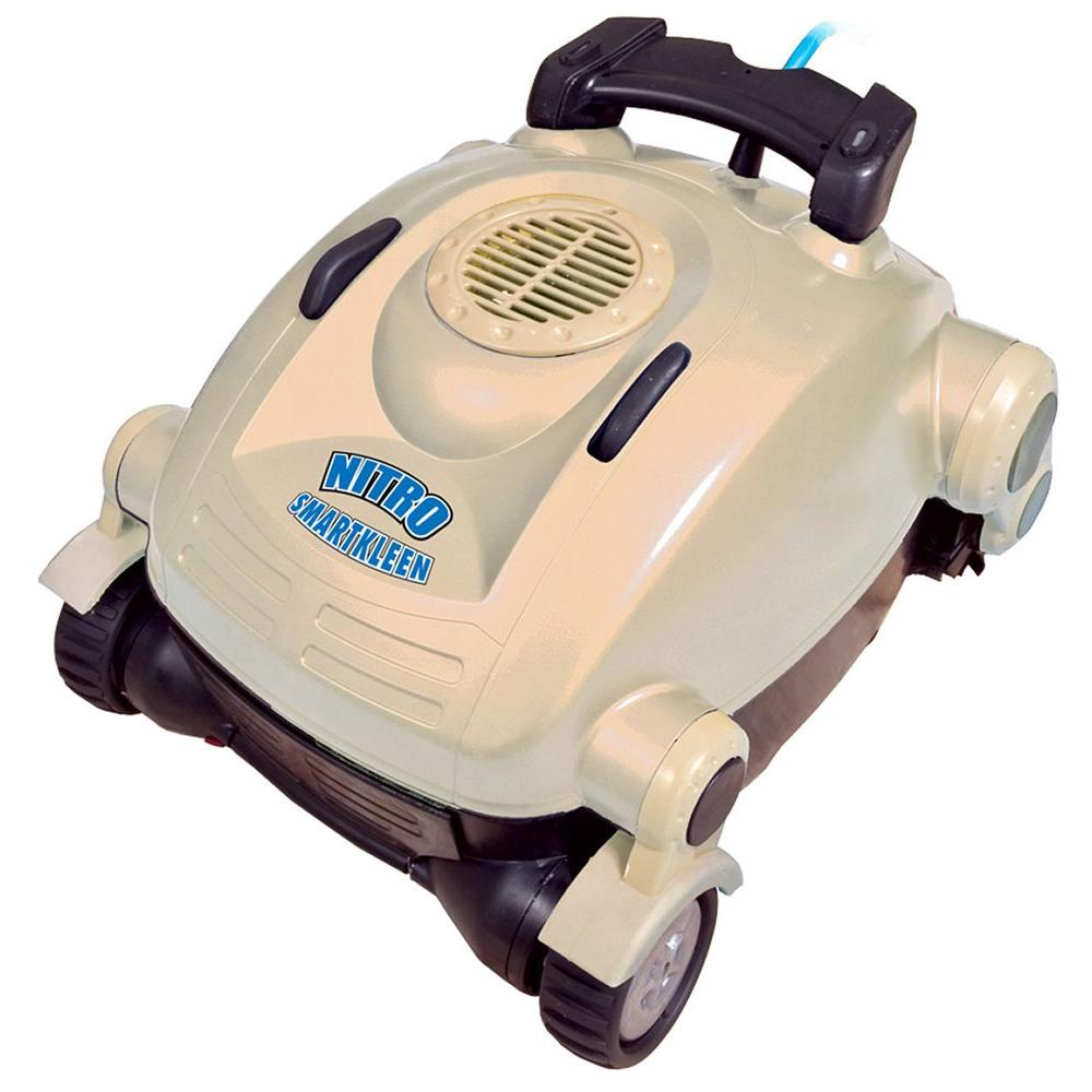 SmartPool SmartKleen Floor and Cove Automatic Pool Cleaner-No Caddy