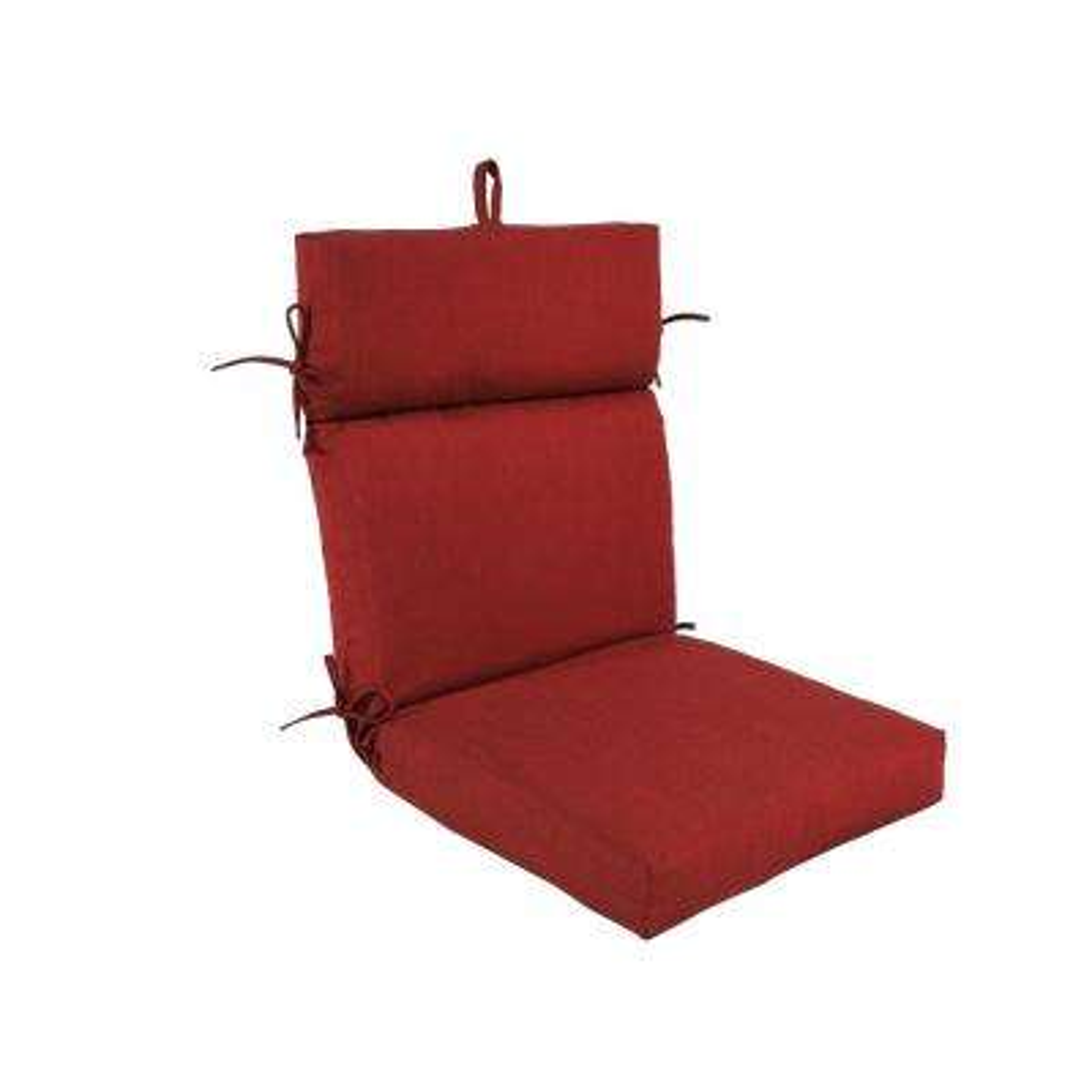 Pacifica Premium Caliente Patio Dining Chair Cushion