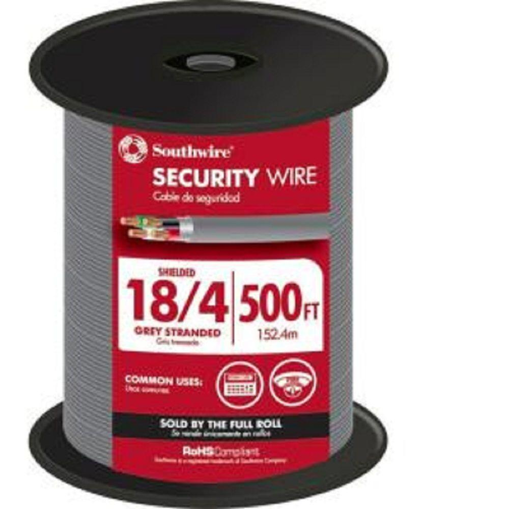 18 - Cut By-The-Foot - Wire - Electrical - The Home Depot