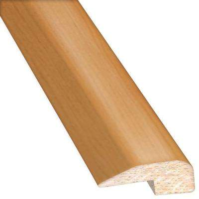 Vintage Maple Natural 0.88 in. Thick x 2 in. Wide x 78 in. Length Hardwood Carpet Reducer/Baby Threshold Molding