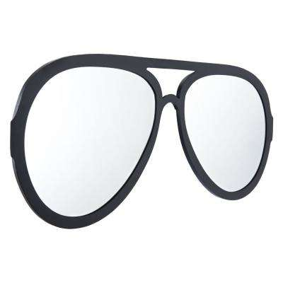 Sunglass BLACK Wall Mirror
