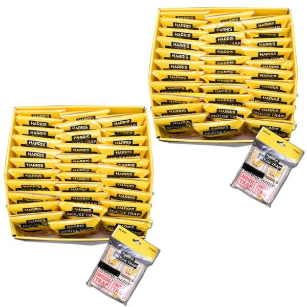 Mouse Snap Trap (144-Pack)