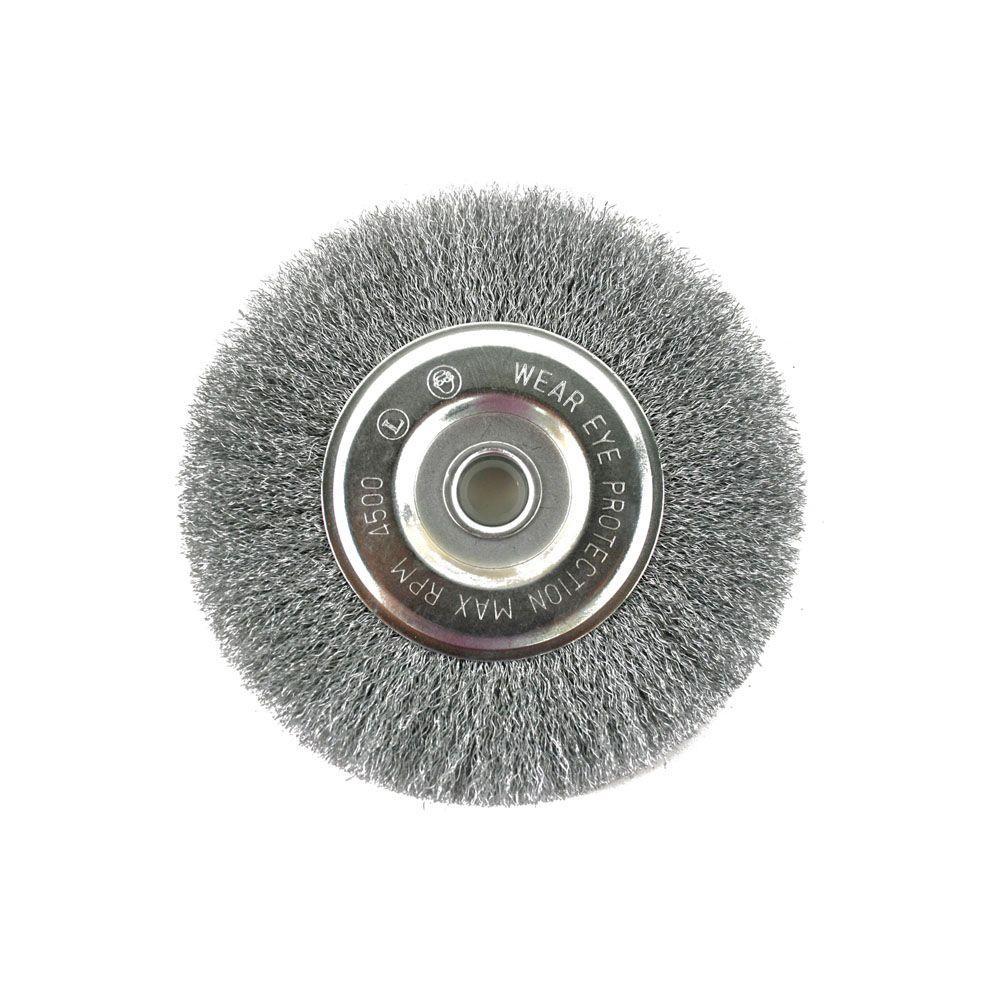 Avanti Pro 3 inch Crimped Wire Wheel by Avanti Pro