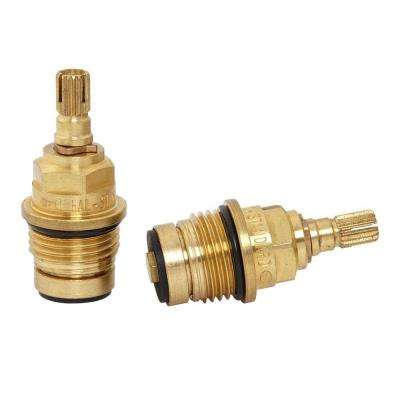 Cartridge Stem and Washer - Vidima Laundry Faucet