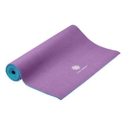 6 mm Amethyst Reversible Yoga Mat