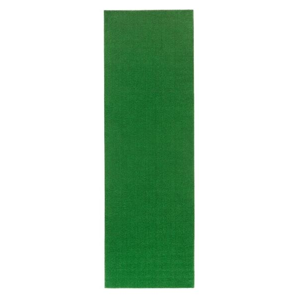 Evergreen Collection 2 ft. 7 in. x 9 ft. 10 in. Artificial Grass Carpet