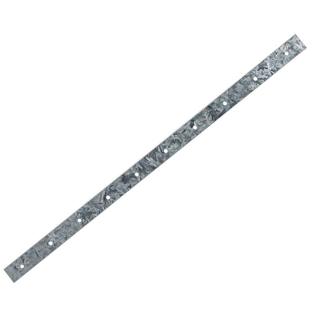 Simpson Strong-Tie ST 16-5/16 in. 20-Gauge Galvanized Strap Tie