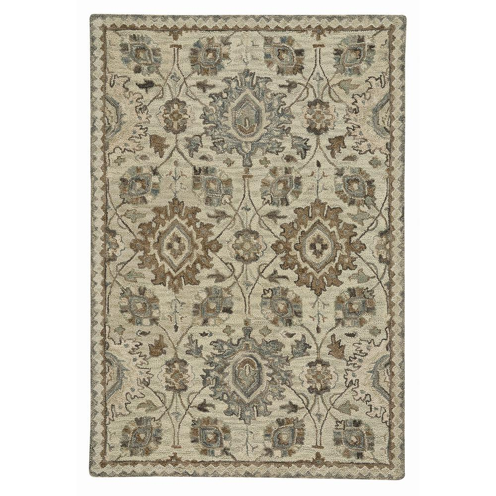 Capel Lincoln Neutral 9 ft. x 12 ft. Area Rug Capel Lincoln Neutral 9 ft. x 12 ft. Area Rug