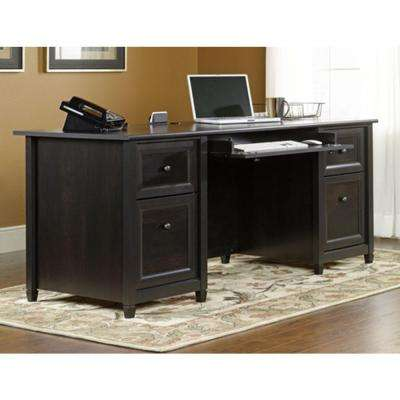 Edge Water Estate Black Desk