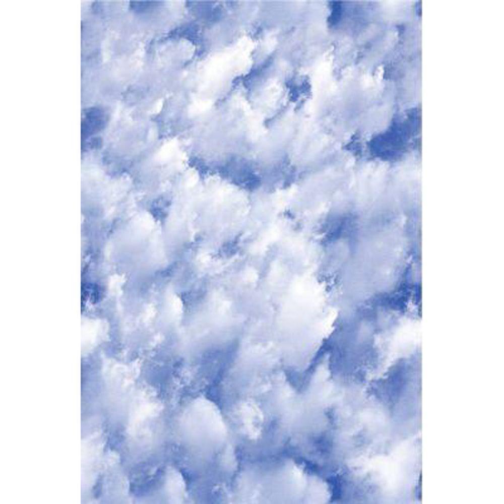 24 in. x 36 in. Clouds Decorative Window Film