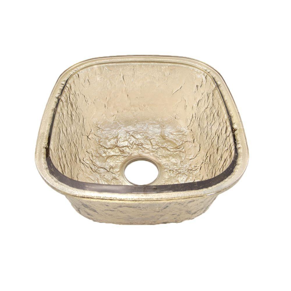 JSG Oceana Drop-In 16.5x18.125x8.75 Kitchen Sink in Sea Green