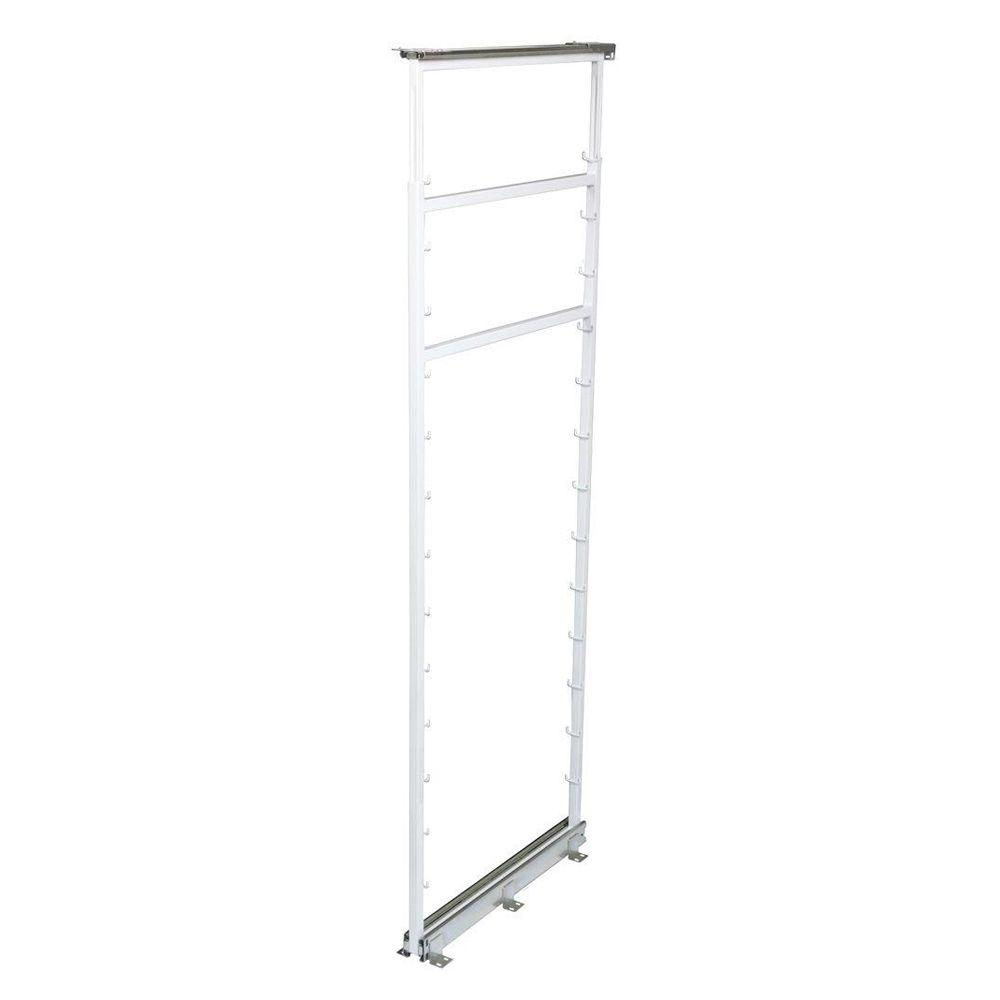 Knape & Vogt 61.38 in. x 3.81 in. x 22.25 in. Pantry Roll Out