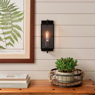 Kenton 1-Light Vintage Bronze Wall Sconce