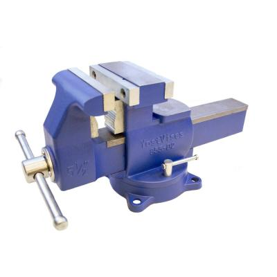 6.5 in. Industrial Reversible Bench Vise