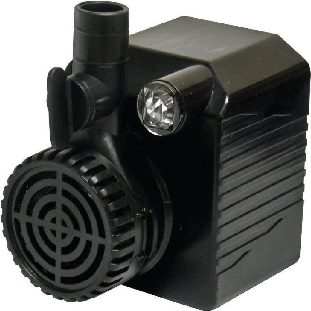 Beckett 400 Gph Auto Shut Off Fountain Pump M400as The