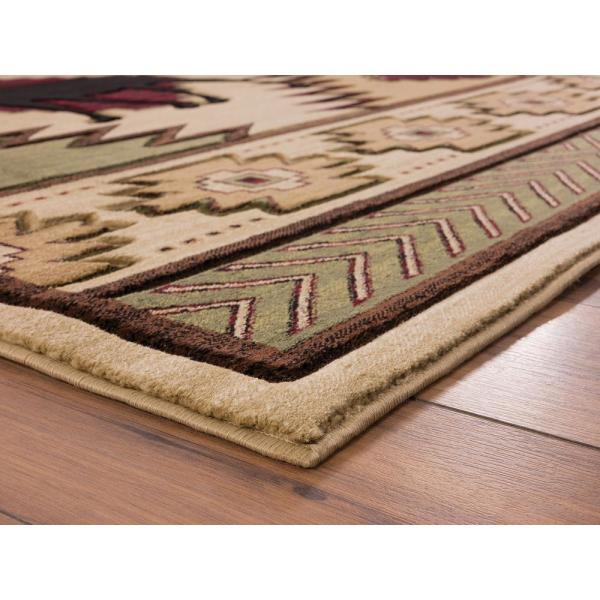 United Weavers United Weavers Cottage Elka Beige 1 Ft 10 In X 2 Ft 8 In Accent Rug 2055 40626 24 The Home Depot