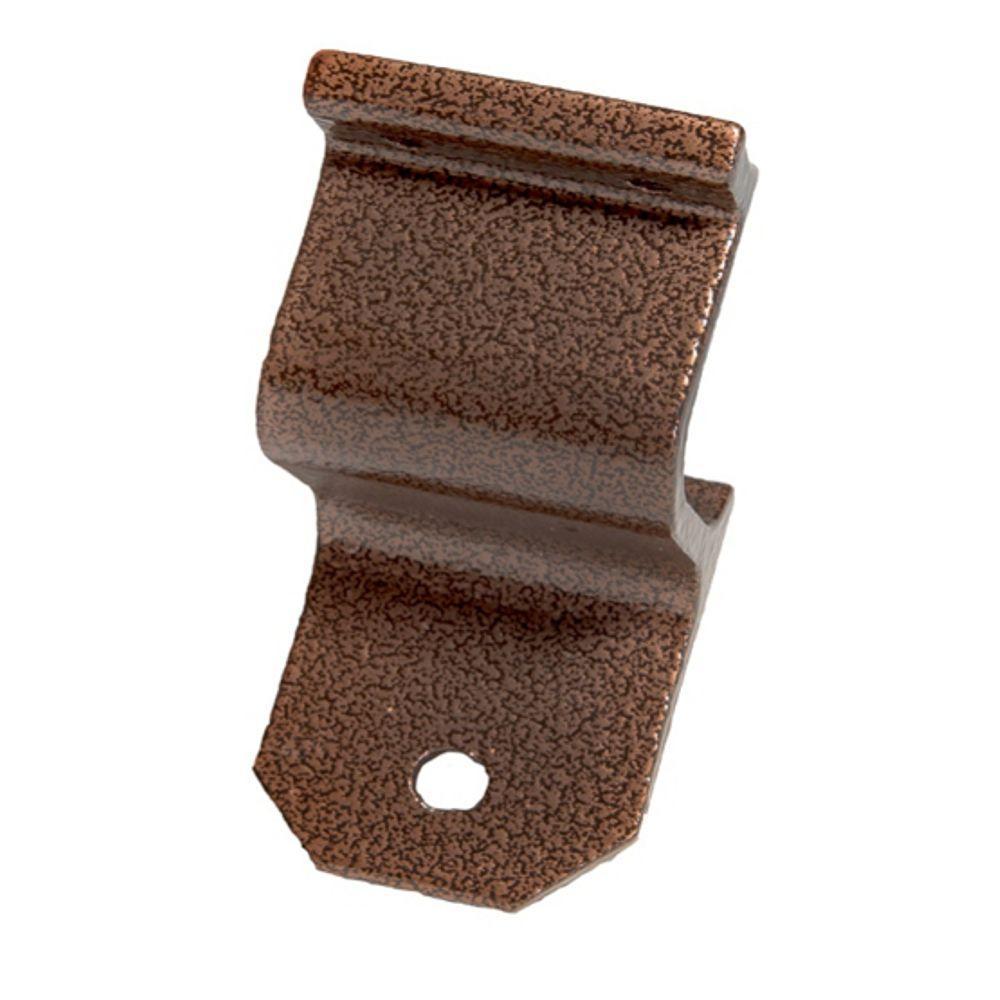 Copper Vein Aluminum Hand Rail Wall Bracket