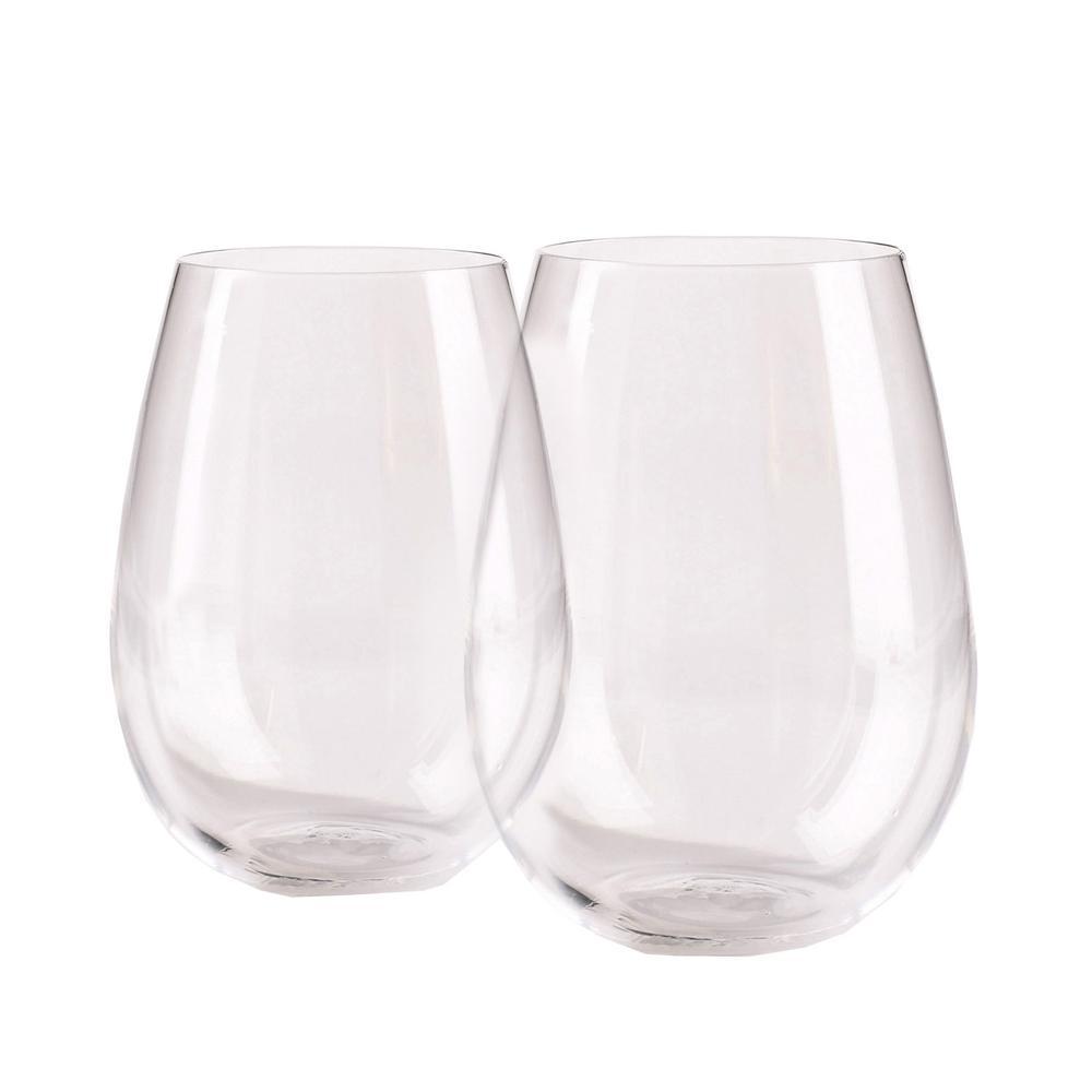 14 oz. U Chardonnay Wine Glasses