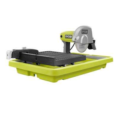 7 in. Overhead Wet Tile Saw