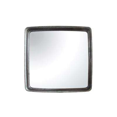 Square Iron Decorative Mirror