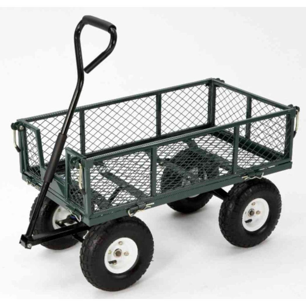 Farm & Ranch Farm & Ranch 400 lb. Steel Utility Cart