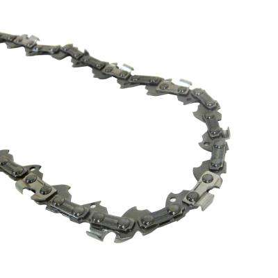 10 in. Semi Chisel Pole Chain Saw Chain for Sun Joe SWJ803E, SWJ807E