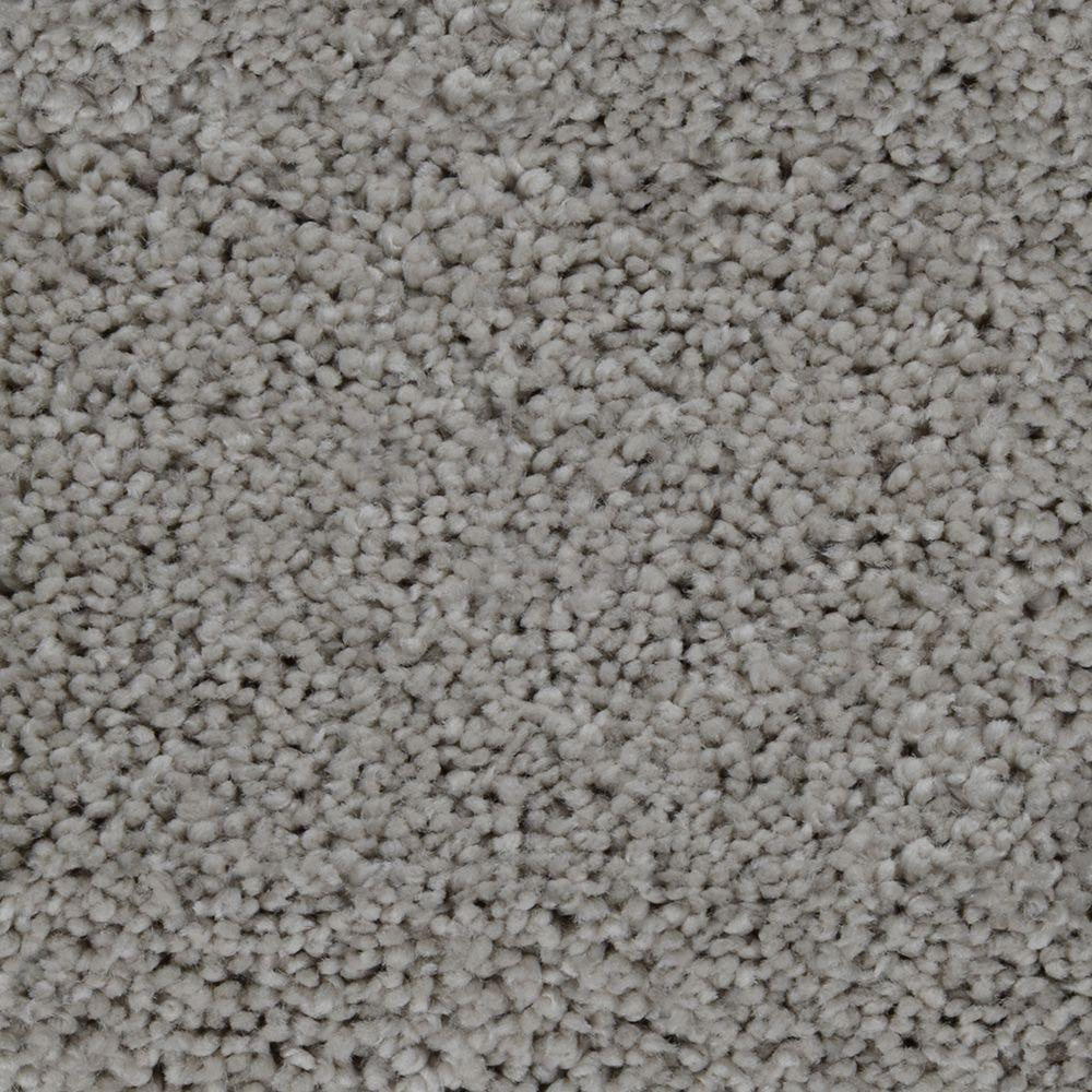 Trendy Threads I Color Graham Texture 12 Ft Carpet