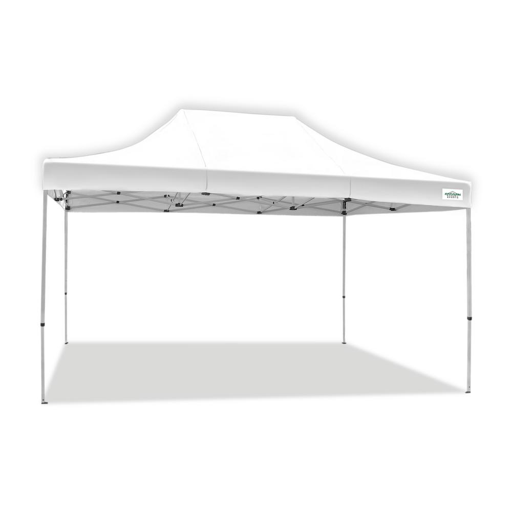 TitanShade 10 ft. x 15 ft. White Canopy Kit