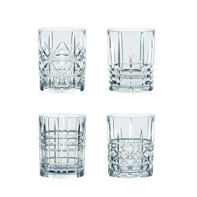 Highland Whiskey Set of 4