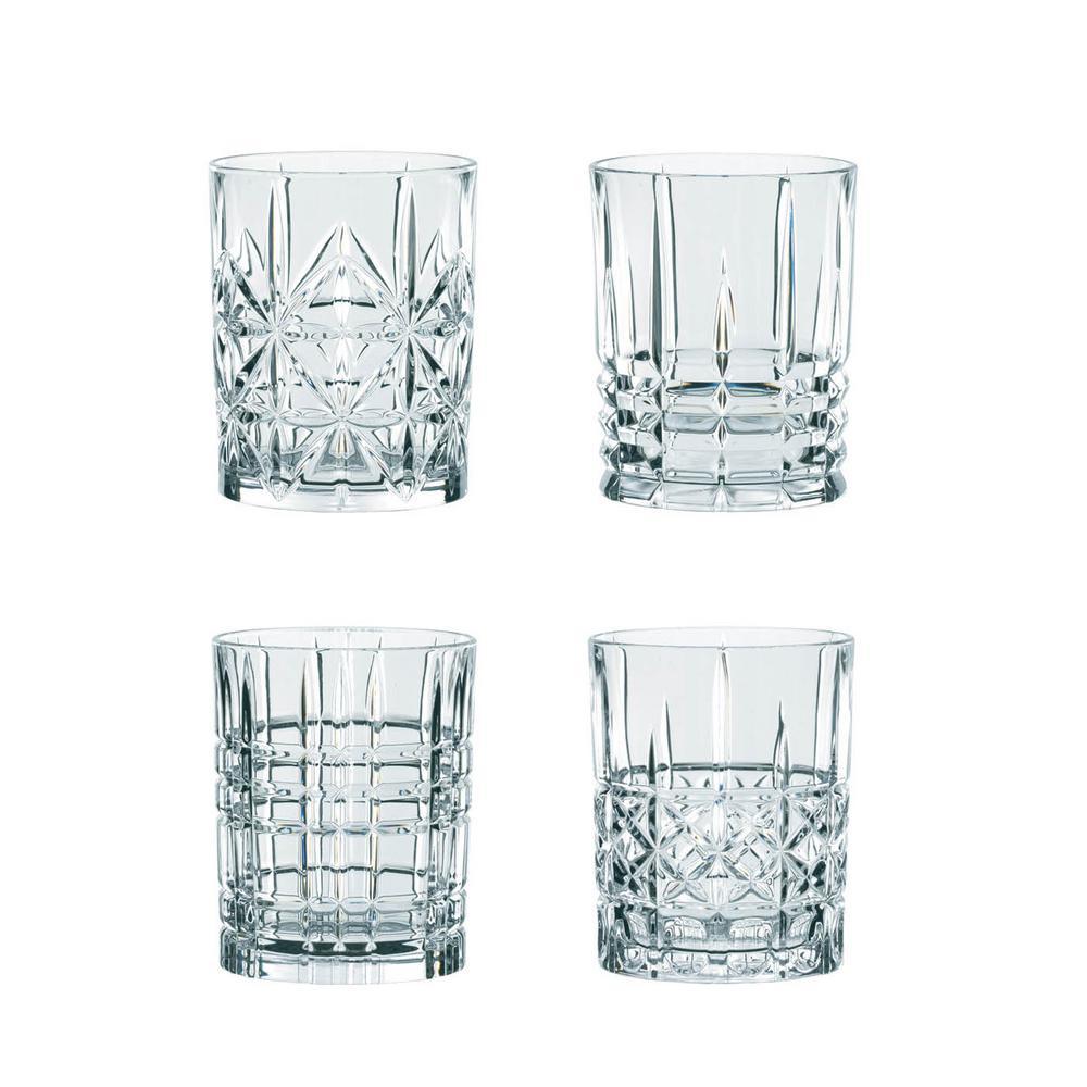 Highland Whiskey Set of 4