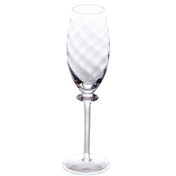 Romanza Clear Optic Glass Flute