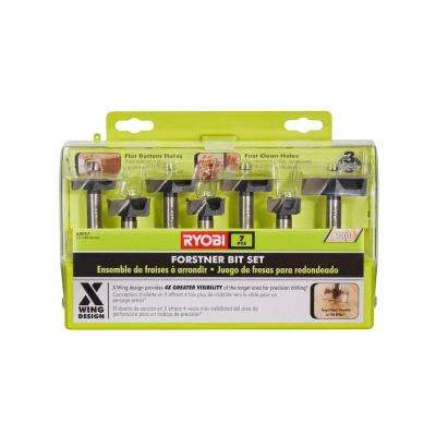 Forstner Bit Set (7-Piece)
