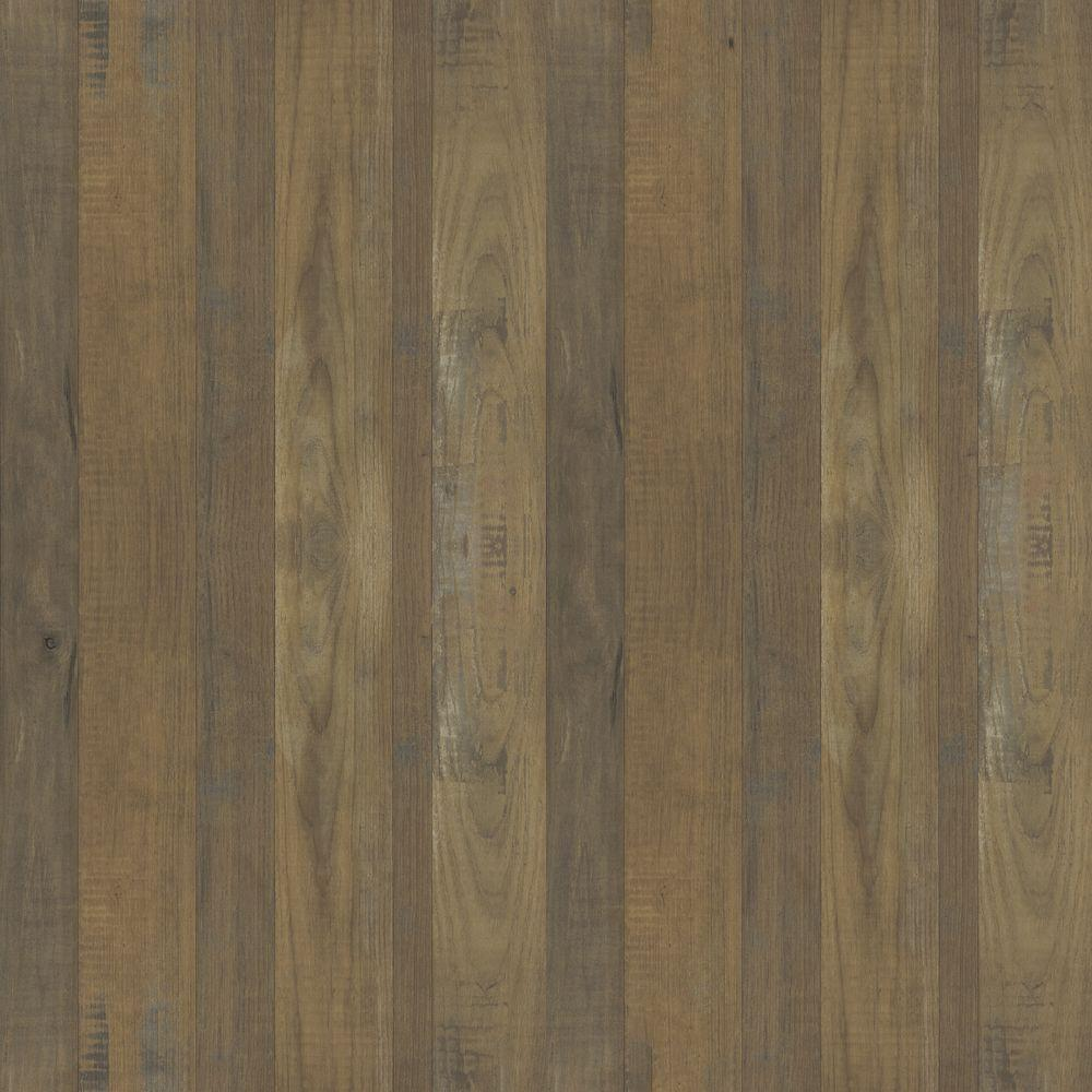 Good Laminate Countertop Sample In Salvage Planked Elm With