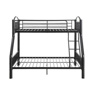 Cayelynn Black Twin Over Full Bunk Bed