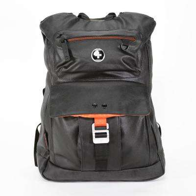 Logic Laptop 18 in. Black Backpack