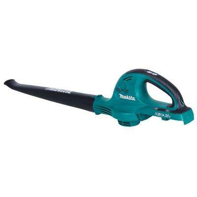 208 MPH 155 CFM 18-Volt X2 LXT Lithium-Ion Electric Cordless Leaf Blower (Tool Only)