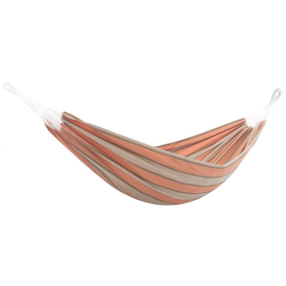 12 ft. Brazilian Sunbrella Hammock Bed in Cameo