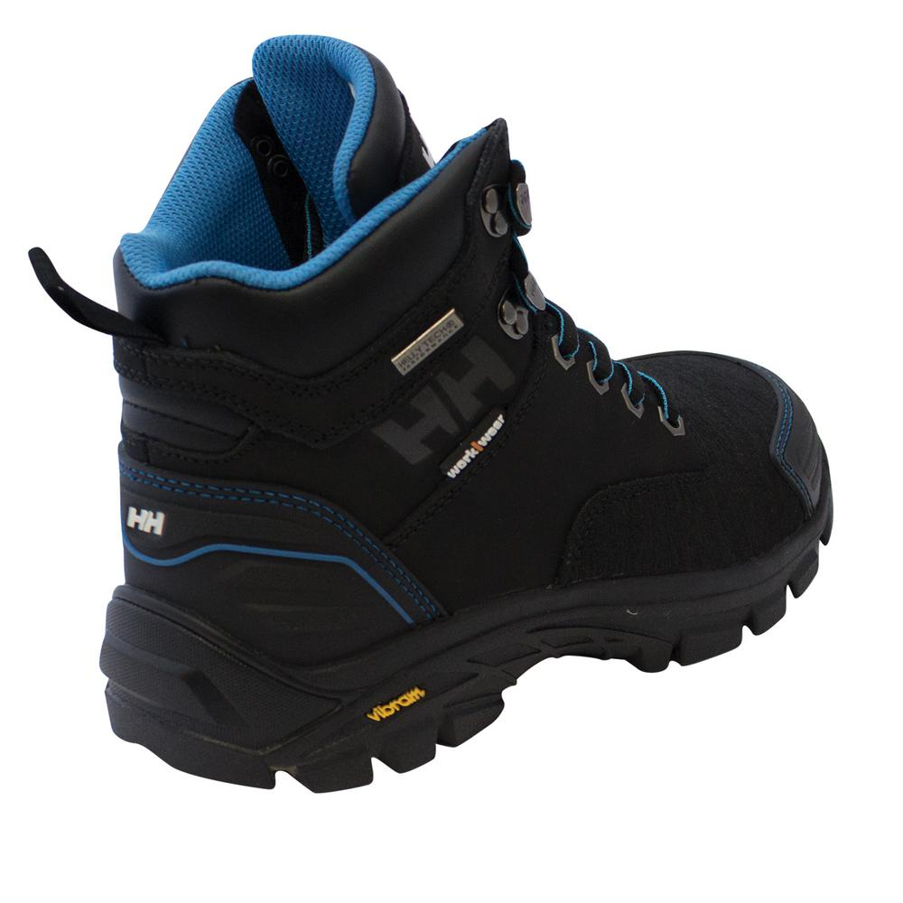 New Mens Safety Work Boots Leather Steel Toe Cap Midsole Size 6-11