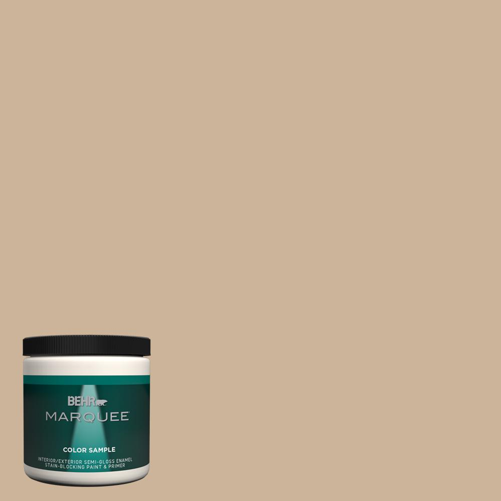 Behr Marquee 8 Oz T17 03 Sepia Filter Semi Gloss Enamel