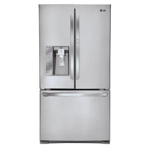 Click here to buy LG Electronics 28.5 cu. ft. French Door Refrigerator with Door-in-Door and Dual Ice Makers in Stainless Steel by LG Electronics.