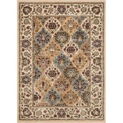 Classic Well Woven Area Rugs Rugs The Home Depot