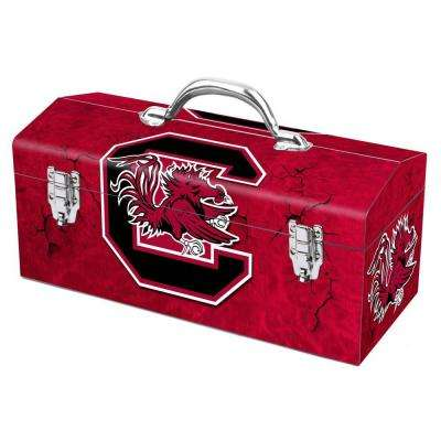 16 in. University of South Carolina Tool Box