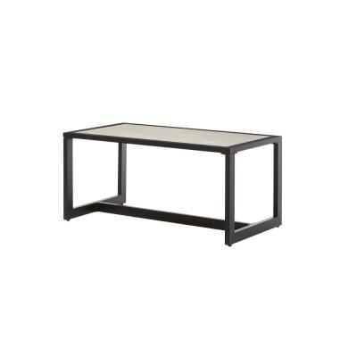West Park Aluminum Outdoor Patio Coffee Table