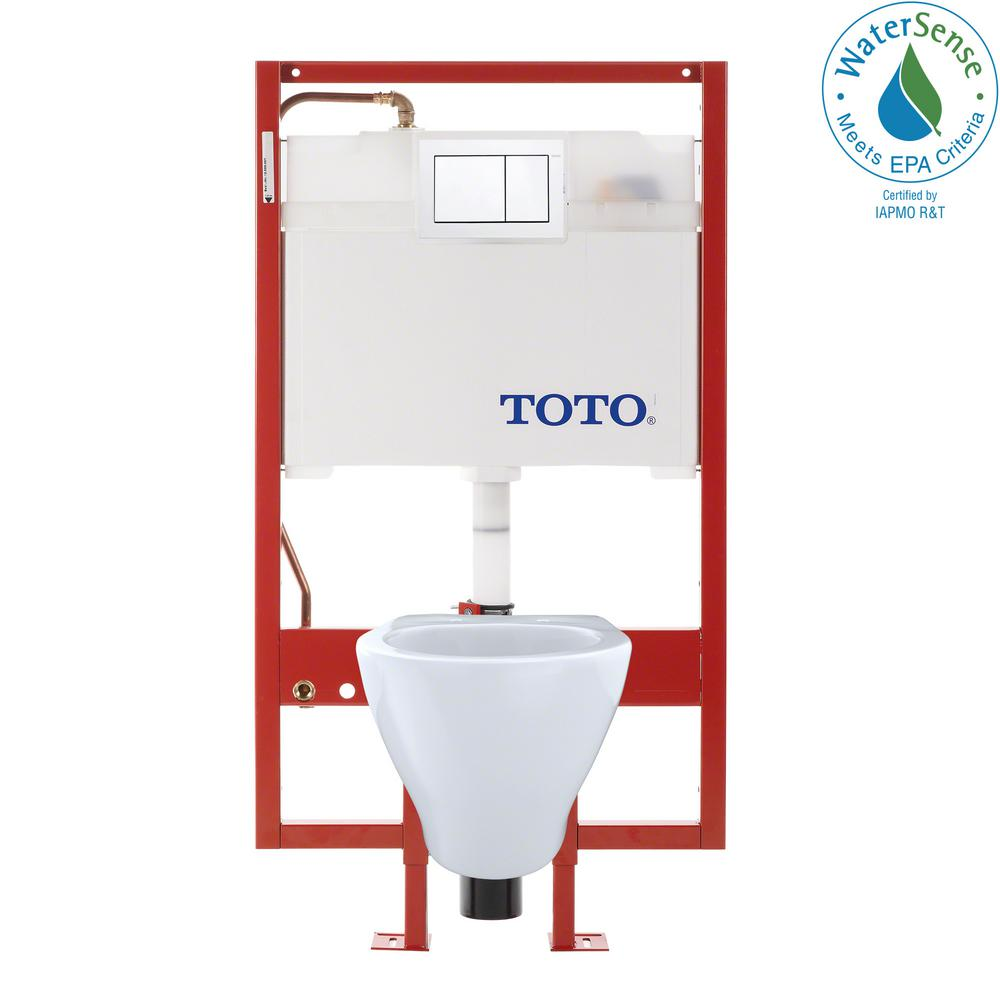 Home Depot Toto Wall Hung Toilet - 3d House Drawing •
