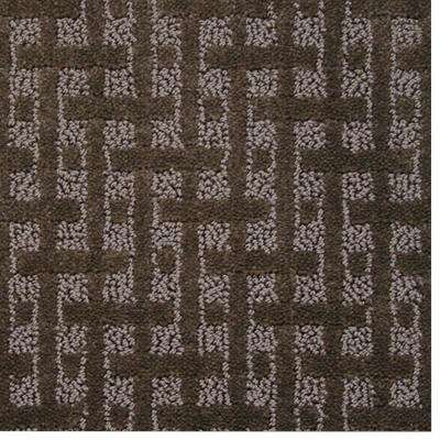Carpet Sample - Woodruff - Color Monument Pattern 8 in. x 8 in.