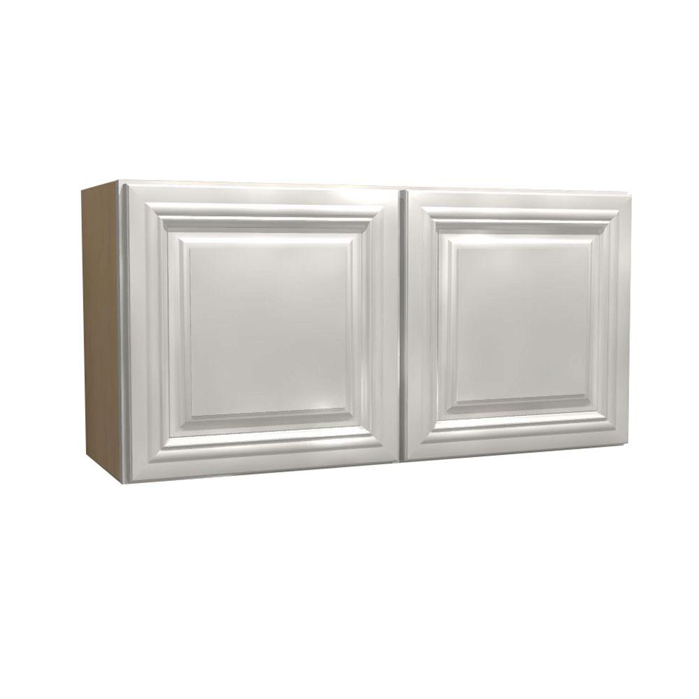 Home decorators collection coventry assembled 36x15x12 in for Decorators white kitchen cabinets
