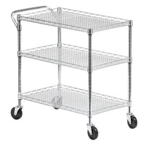 Seville Classics All-Purpose Utility Cart by Seville Classics